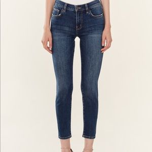 Current/Elliot The Ankle Skinny Jeans